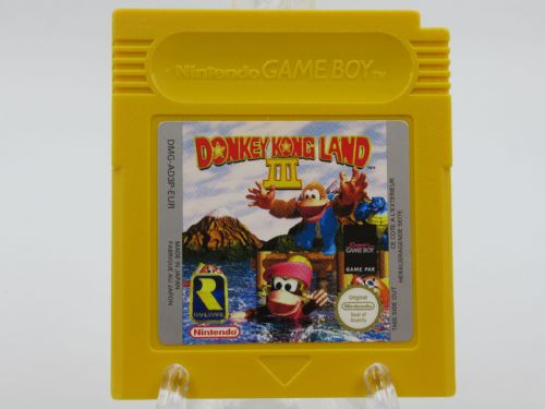 Donkey Kong Land III (Gameboy)
